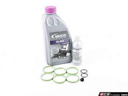 ES#3478527 - 023370ECS01KT - 3.0T Supercharger Service Kit W/ ECS Magnetic Plug - Everything you need to properly service your 3.0T Supercharger - Assembled By ECS - Audi