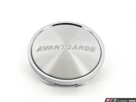 ES#3545286 - M359CP - Avant Grade Center Caps For M359 Silver - Flat  - Avant Garde -