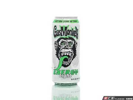 ES#3551561 - GME-LIGHT - Gas Monkey Energy Drink - Light - 16oz. - Priced Each  - (NO LONGER AVAILABLE) - Pairs perfectly with fast cars! - Gas Monkey Energy -
