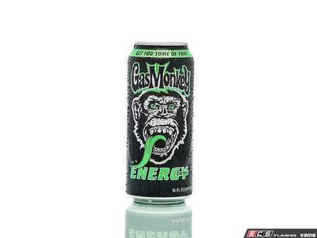 ES#3551560 - GME-REGULAR - Gas Monkey Energy Drink - Regular - 16oz. - Priced Each - Pairs perfectly with fast cars! - Gas Monkey Energy - Audi BMW Volkswagen Mercedes Benz MINI Porsche