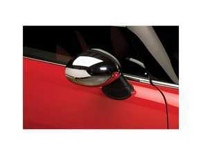 ES#3551660 - 400516M - Mirror Cap Set - Chrome  - Add on front outside mirror cap covers - Putco - MINI