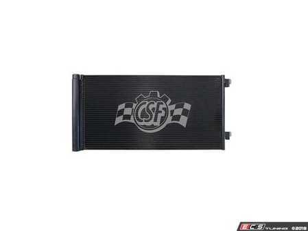 ES#3545321 - 10732 - A/C Condenser & Drier - Mounts to core support in front of the radiator - CSF - MINI