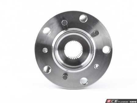 ES#2986998 - 31227850161 - Front wheel bearing - priced each - Includes new hub - Genuine BMW - BMW