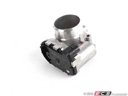 ES#5132 - 06B133062M - Throttle Body Assembly - Electronic assembly for intake air - Bosch - Audi Volkswagen
