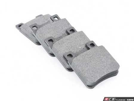 ES#2603098 - 0044209320 - Rear Brake Pad Set - Does not include new brake pad wear sensors - ATE - Mercedes Benz