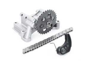 ES#2823218 - 06A115105B - Engine Oil Pump Kit - Comes with chain and tensioner - Febi - Volkswagen