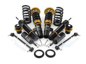 ES#3493601 - B005-4-C - ISC N1 Coilover Kit - Street Comfort - A high quality, performance coilover kit at a low cost. Offers a ride quality similar to stock suspension but at a lower ride height and with the adjustability features of the Street Sport and Track Race kits. - ISC Suspension - BMW