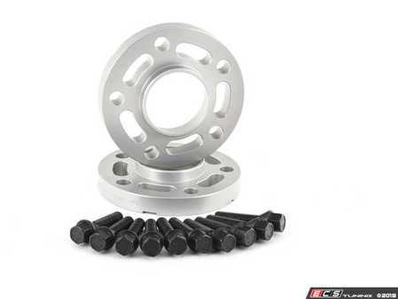 ES#3551732 - twh9905020KT1 - Turner Motorsport Silver Wheel Spacer & Bolt Kit - 20mm - Lightweight wheel spacers with a machined tab for easy removal - Turner Motorsport - BMW