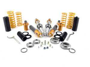 ES#3524448 - BMSMP00OH - Performance Road And Track DFV Coilover Kit - Get top of the line performance and comfort from one of the biggest names in suspension systems, Ohlins. Features 30-Level dampening adjustment and DFV technology! - Ohlins - BMW