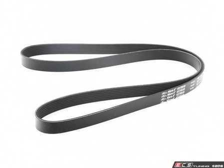 ES#3235058 - 11287631824 - Accessory Belt - Drive belt that operates the water pump and alternator - Gates - BMW