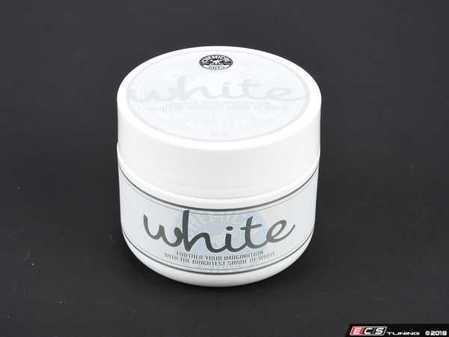 ES#2804573 - WAC313 - WHITE Wax (8oz Jar) - Specifically formulated for white and light-colored paintwork - Chemical Guys - Audi BMW Volkswagen MINI Porsche