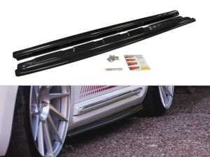 ES#3553293 - VW-BE-SD1-GLOSS - Side Skirt Diffuser Set - Gloss Black - Enhance your Beetle's exterior appearance - Maxton Design - Volkswagen
