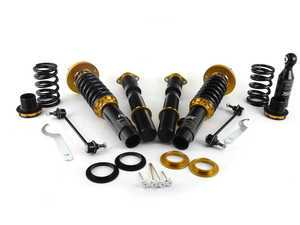 ES#3493600 - B003-T - ISC N1 Coilover Kit - Track & Race - A high quality, performance coilover kit at a low cost. Stiffer springs and racing valving for ultimate performance! - ISC Suspension - BMW