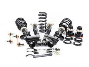 ES#3553031 - J-01-BR - W203 01-07 C230/C240/C320/C32 AMG BR Series Coilover Suspension Kit - Featuring 30 levels of adjustment and performance spring rates and valving - BC Racing - Mercedes Benz