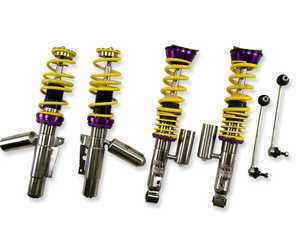ES#2677718 - 35271003KT - KW V3 Coilover Kit - The ultimate in coilover technology featuring double adjustable dampening - KW Suspension - Porsche