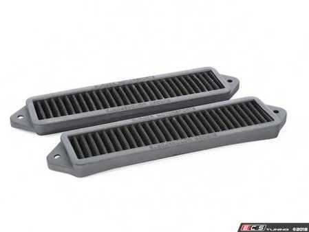 ES#3508643 - BMS-COWL-FILTE90 - Cabin/Cowl Filters - Save weight and improve cooling with no downside! Completely eliminates the bulk, obtrusive filter housing for more room underhood - offering more room to access the engine. - Burger Motorsports - BMW