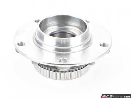 ES#2870293 - 31221139345 - Front Wheel Hub/Bearing Assembly - Priced Each - Replace your worn wheel hub assembly with this assembly - Febi - BMW
