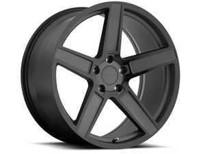 "ES#3555033 - 1780asc325112KT3 - 17"" Ascent Wheels - Set Of Four - 17""x8.0"", ET32, 5x112 - Matte Gunmetal With Gloss Black Face - TSW Alloy Wheels - Audi Volkswagen"