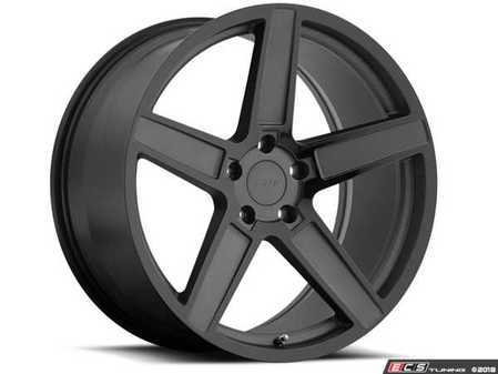 "ES#3555026 - 1780asc325112KT1 - 17"" Ascent Wheels - Set Of Four - 17""x8.0"", ET32, 5x112 - Matte Gunmetal With Gloss Black Face - TSW Alloy Wheels - Audi Mercedes Benz MINI"