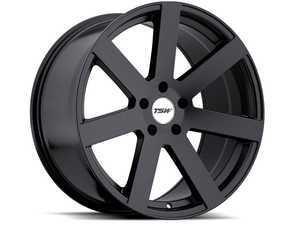 "ES#3557299 - 1780bar325112KT3 - 17"" Bardo Wheels - Set Of Four - 17""x8.0"", ET32, 5x112 - Matte Black Finish - TSW Alloy Wheels - Audi Volkswagen"