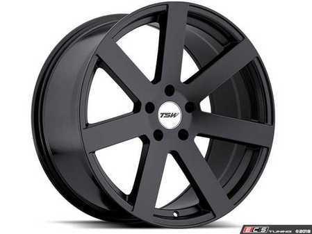 "ES#3557296 - 1780bar325112KT1 - 17"" Bardo Wheels - Set Of Four - 17""x8.0"", ET32, 5x112 - Matte Black Finish - TSW Alloy Wheels - Audi Mercedes Benz MINI"