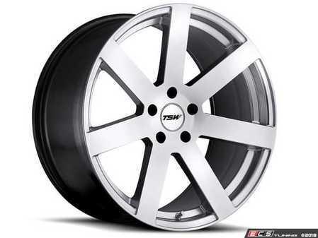 "ES#3557292 - 1780bar325112KT - 17"" Bardo Wheels - Set Of Four - 17""x8.0"", ET32, 5x112 - Hyper Silver Finish - TSW Alloy Wheels - Audi Mercedes Benz MINI"