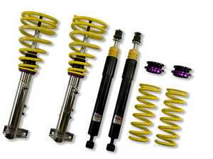 ES#2672519 - 10225002KT - KW V1 Series Coilover Kit - Variant 1 coilovers offer the best balance between sporty driving and comfort - KW Suspension - Mercedes Benz