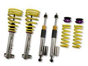 ES#2677684 - 15225003KT - KW V2 Series Coilover Kit - Variant 2 coilovers offer sport handling with adjustable rebound dampening - KW Suspension - Mercedes Benz