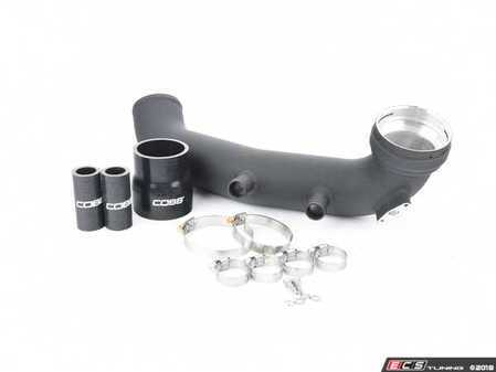 ES#2784379 - 7B1210 - Intercooler Charge Pipe - Free up airflow and improve the reliability of your N54 powered BMW - Uses the stock diverter valves - CobbTuning - BMW