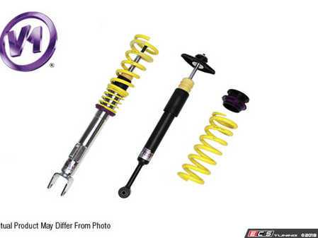 ES#3020364 - 10225062 - KW Coilover Kit V1 - KW Suspension - Mercedes Benz