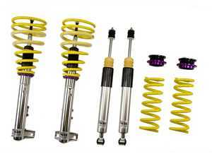 ES#2677672 - 10225003KT - KW V1 Series Coilover Kit - Variant 1 coilovers offer the best balance between sporty driving and comfort - KW Suspension - Mercedes Benz