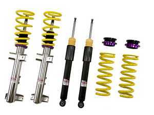 ES#2723991 - 10225029KT - KW V1 Series Coilover Kit - Variant 1 coilovers offer the best balance between sporty driving and comfort - KW Suspension - Mercedes Benz