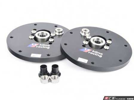ES#3466301 - TCKF87CP - Camber caster plates - Fine tune your suspension for street or track use! - TC Kline Racing - BMW