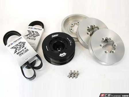 ES#3557465 - 651201C - Build-Your-Own 3.0T Fluidampr Kit - An essential upgrade for 3.0T Supercharged vehicles! - Fluidampr - Audi Volkswagen Porsche