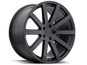 "ES#3557608 - 1780brk325112KT3 - 17"" Brookland Wheels - Set Of Four - 17""x8.0"", ET32, 5x112 - Matte Black - TSW Alloy Wheels - Audi Volkswagen"