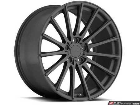 "ES#3557707 - 1885chc325112KT1 - 18"" Chicane Wheels - Set Of Four - 18""x8.5"", ET32, 5x112 - Matte Gunmetal - TSW Alloy Wheels - Audi Volkswagen"