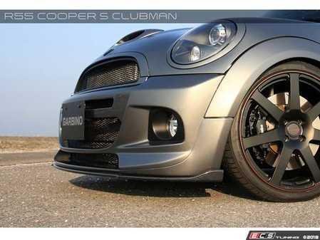 ES#3557783 - GAR-R55-009 - Garbino Front Lip Spoiler - FRP - Attaches to the bottom of the Garbino front bumper - Garbino - MINI