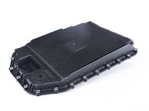 ES#2801103 - 24152333907 - Automatic Transmission Oil Pan With Transmission Filter - Includes gasket and magnet - Meistersatz - BMW