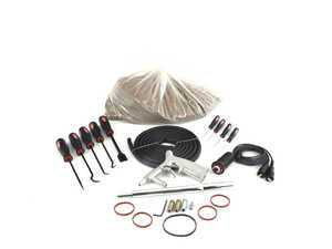 ES#3557712 - n14n18cbbKT - N14 N18 Carbon Blast Kit - Includes blaster, media, remote starter switch, scrapers and gaskets - Assembled By ECS - MINI