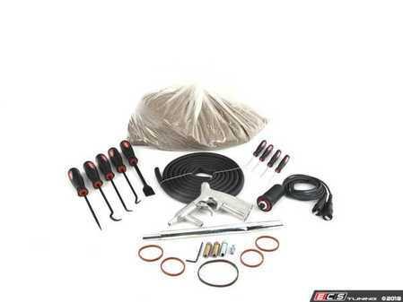 ES#3557712 - n14n18cbbKT - N14 N18 Carbon Blast Kit - Includes blaster, media, remote starter switch, scrapers and gaskets - Assembled By ECS - MINI