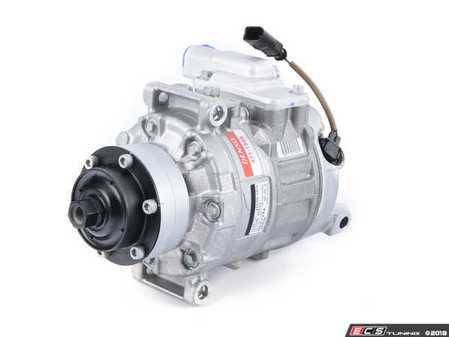 ES#3557510 - 4E0260805AS - A/C Compressor - Keep your interior cool in the summer - Denso - Audi Volkswagen