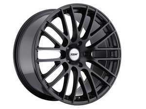 "ES#3559242 - 1780MAXKT2 - 17"" Max Wheels - Set Of Four - 17""x8.0"", ET35, 5x100 - Matte Black - TSW Alloy Wheels - Volkswagen"