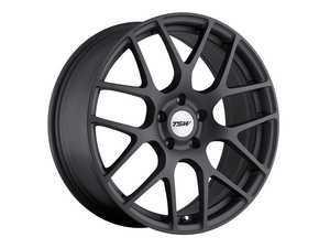 """ES#3559337 - 1880NURKT8 - 18"""" Nurburgring Wheels - Set Of Four - 18""""x8.0"""", ET45, 5x100 - Matte Gunmetal - TSW Alloy Wheels - Volkswagen"""