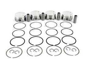 ES#3551437 - 353843  - FSR Series Piston Set - 83mm Bore, 10:1 compression. Includes ring sets. - JE Piston -