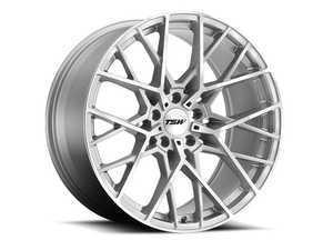 "ES#3559178 - 1885SEBKT1 - 18"" Sebring Wheels - Set Of Four - 18""x8.5"", ET42, 5x112 - Silver with Mirror Cut Face - TSW Alloy Wheels - Volkswagen"