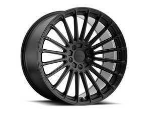 "ES#3559195 - 1885TURKT1 - 18"" Turbina Wheels - Set Of Four - 18""x8.5"", ET42, 5x112 - Matte Black - TSW Alloy Wheels - Volkswagen"