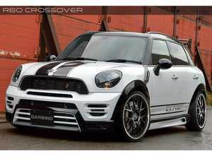 ES#3559230 - GAR-R60-001 - Garbino Front Bumper (A) - Aggressive FRP front bumper kit that has a MINI Import Tuner/ OEM type look - Garbino - MINI