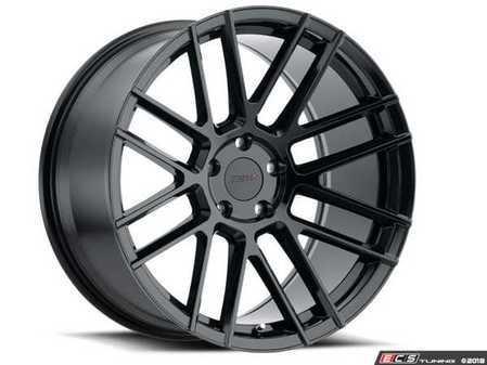 "ES#3559324 - 2085msp325112KT - 20"" Mosport Wheels - Set Of Four - 20""x8.5"", ET32, 5x112 - Gloss Black Finish - TSW Alloy Wheels - Audi"