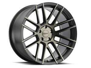 """ES#3559331 - 2085msp325112KT3 - 20"""" Mosport Wheels - Set Of Four - 20""""x8.5"""", ET32, 5x112 - Matte Black w/Machine Face & Dark Tint - TSW Alloy Wheels - Audi Volkswagen"""