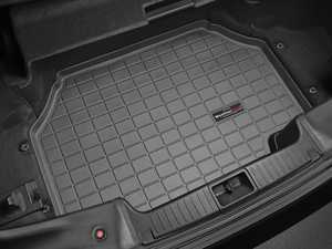 ES#2837397 - 40589 - 2013 - 2014 Mercedes-Benz SL-Class Black Cargo Liners - WeatherTech - Mercedes Benz
